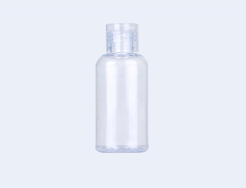 Round Plastic PET Bottles