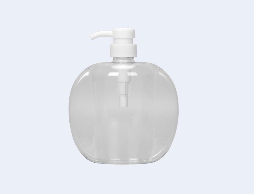 Clear PET Bottles