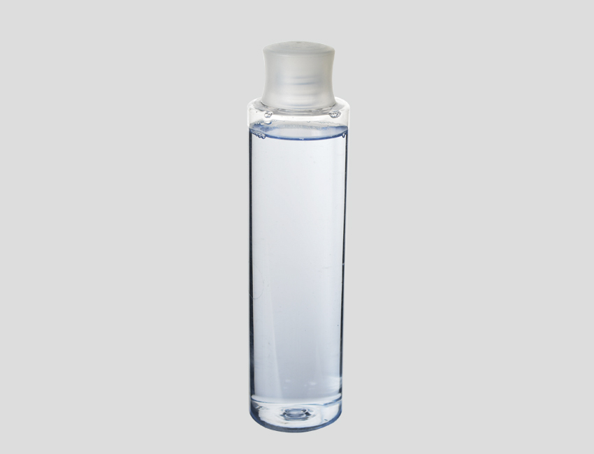 Clear PET Bottle for Sanitizer