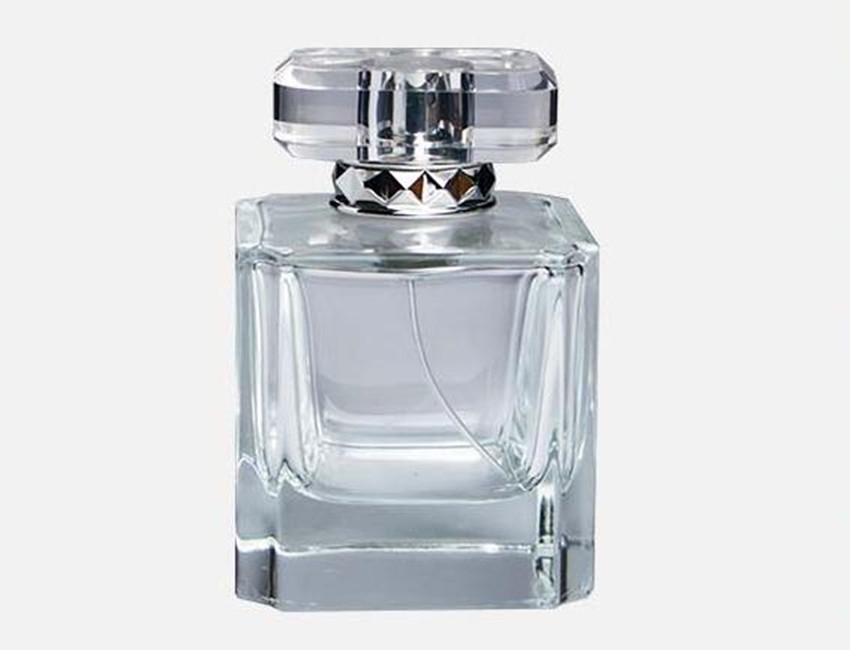 Clear Glass Perfume Bottles Wholesale
