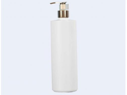 Round Pet Cosmetic Bottles